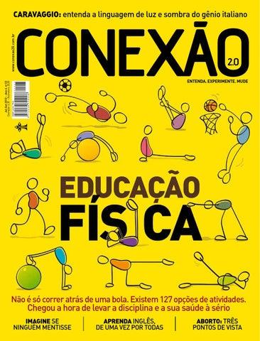 04542fe0516e9 Conexão 2.0 - Educação Física by Portal da Educação Adventista - issuu