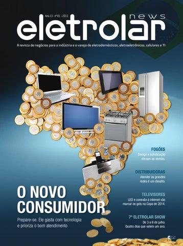 Revista Eletrolar News - Ed81 by Grupo Eletrolar - issuu 94f0bb8c26