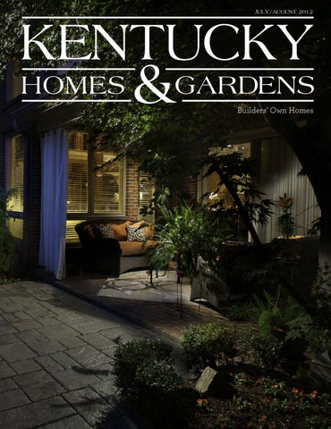 Kentucky homes gardens magazine