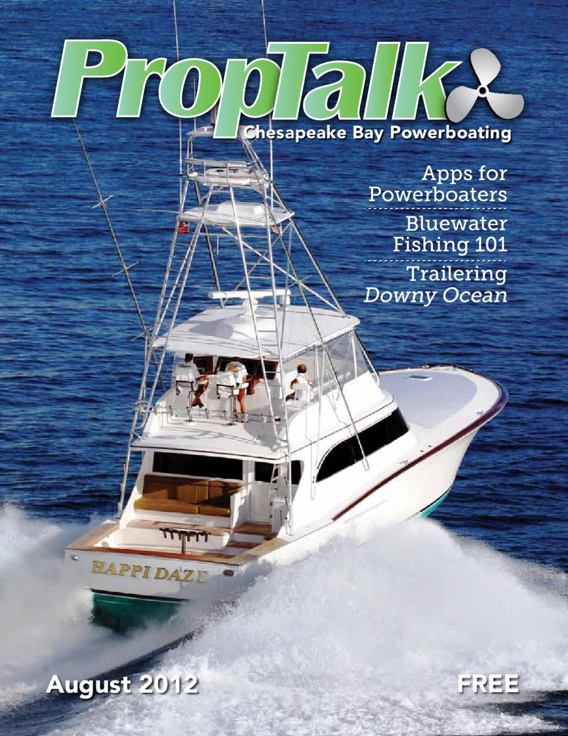 PropTalk Magazine August 2012 by PropTalk Media llc - issuu