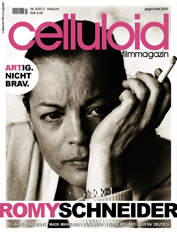 celluloid Film Magazin ROMY SCHNEIDER by Matthias Greuling - issuu