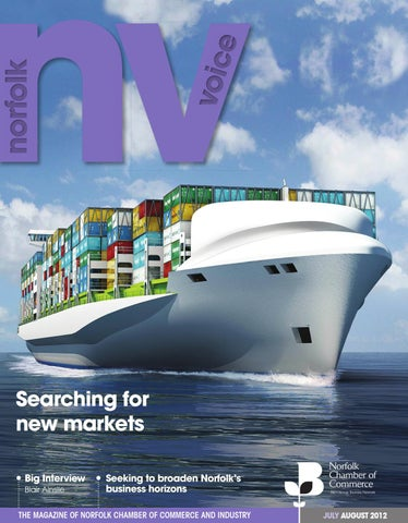 Norfolk Voice 11 by Distinctive Publishing - issuu
