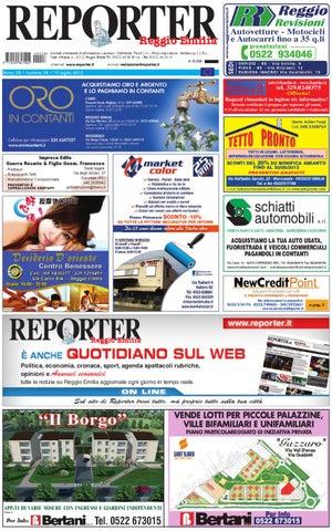 Reporter Annunci 13 luglio 2012 by Reporter - issuu fec79b3bda6