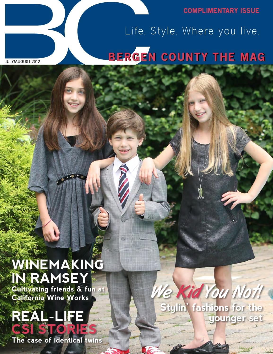 BC the Magazine July/August by Bergen County the Magazine - issuu