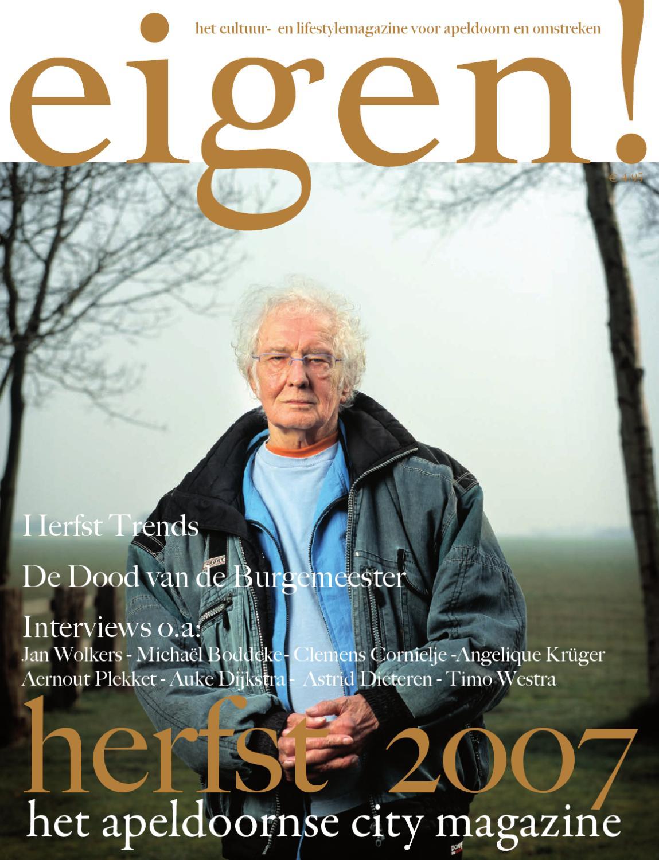 #6 eigen! apeldoorn by Peter Eemsing bv - issuu