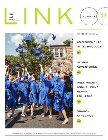 Lab School LINK: Summer 2012 by The Lab School of Washington