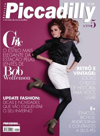 7935ad05e Revista Piccadilly ed.10 by Profashional Editora - issuu