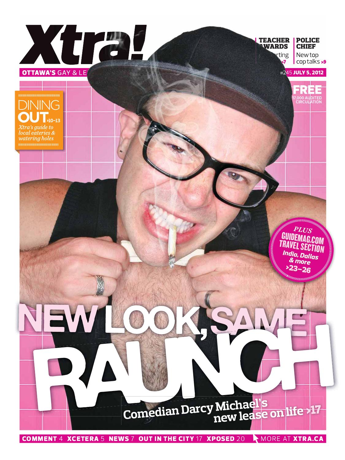 Xtra, Ottawa's Gay and Lesbian News by Pink Triangle Press - issuu
