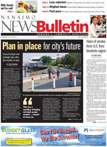 Nanaimo News Bulletin, July 12, 2012 by Black Press Media