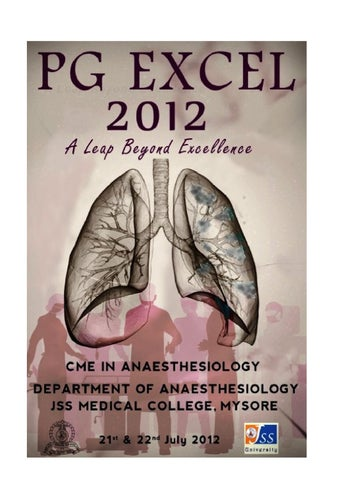 essays on future trends in anaesthesia boba a