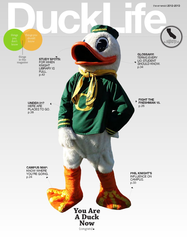 Duck Life Magazine 2012 by Emerald Media Group - issuu