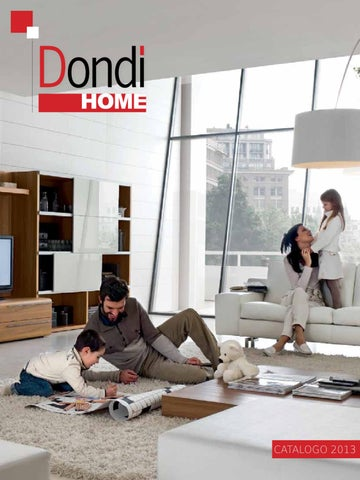 Dondi Salotti Ozio.Catalogo Dondi Home 2013 By Pierpaolo Dondi Issuu