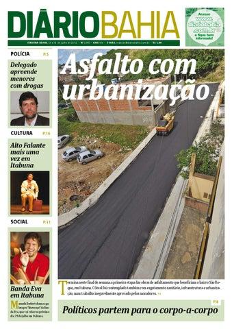 eea480a500c71 Diario Bahia 13-07-2012 by Diario Bahia - issuu