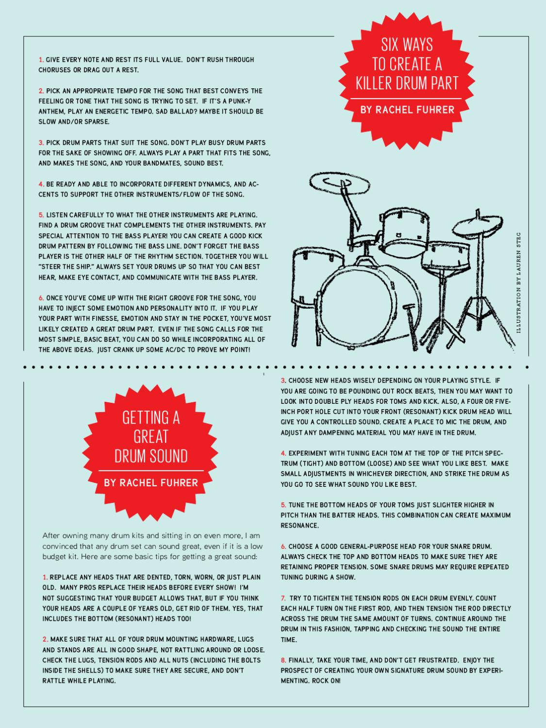 Tom Tom Magazine Issue 9: The Beat Makers Issue by Tom Tom