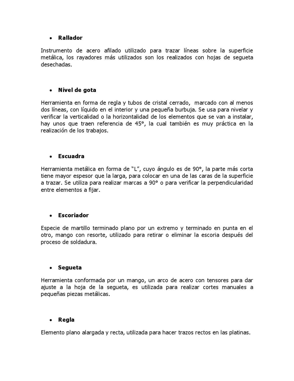 Trabajo sobre soldaduras by Alvaro Portocarrero - issuu