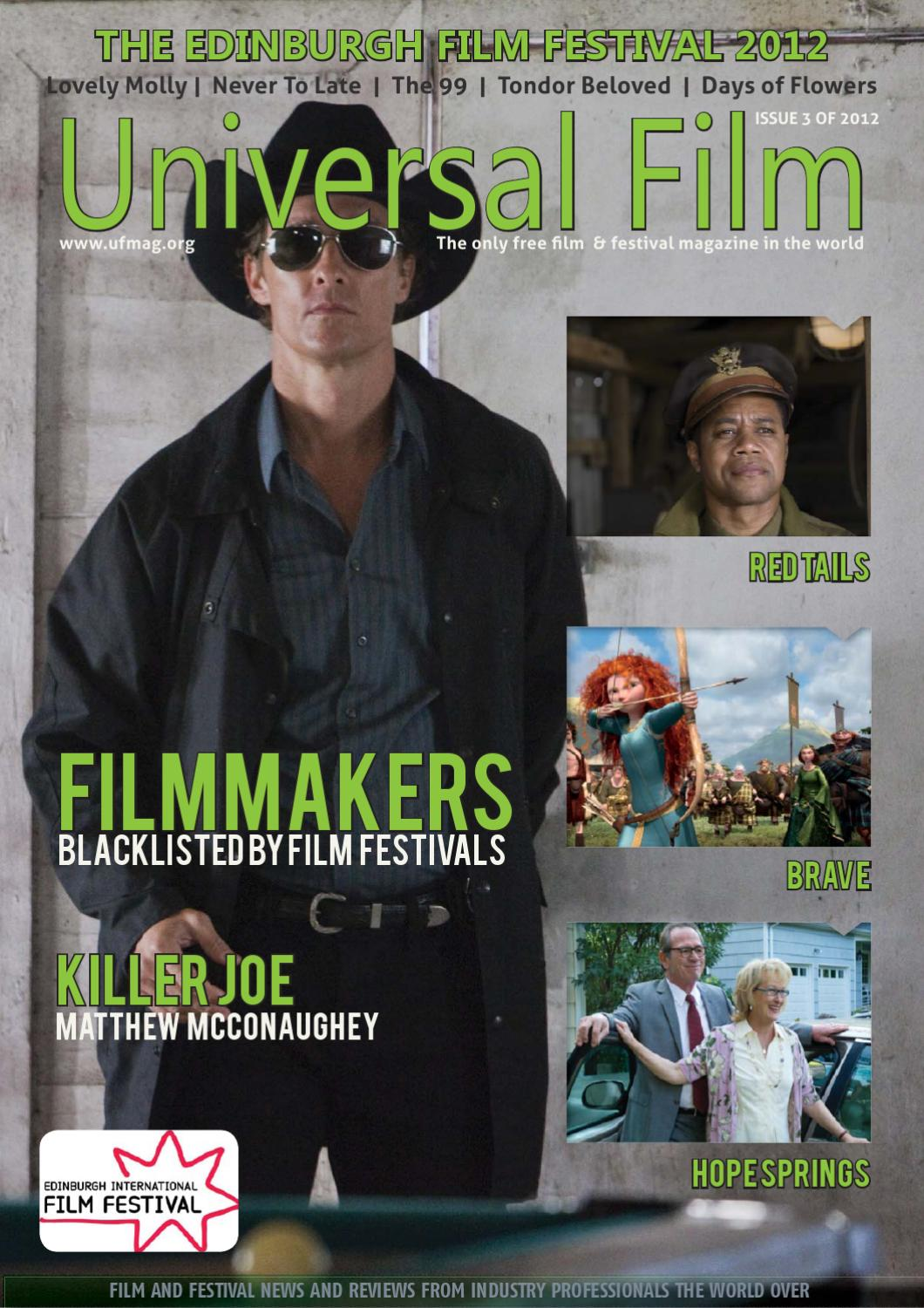 Universal film magazine issue 3 of 2012 by universal film magazine universal film magazine issue 3 of 2012 by universal film magazine issuu fandeluxe Choice Image
