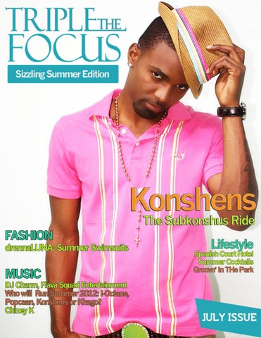 Triple the Focus July 2012 Issue