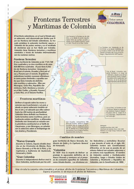 Todos Somos Colombia 1er Sem 2012 by Periódico El Mundo - issuu