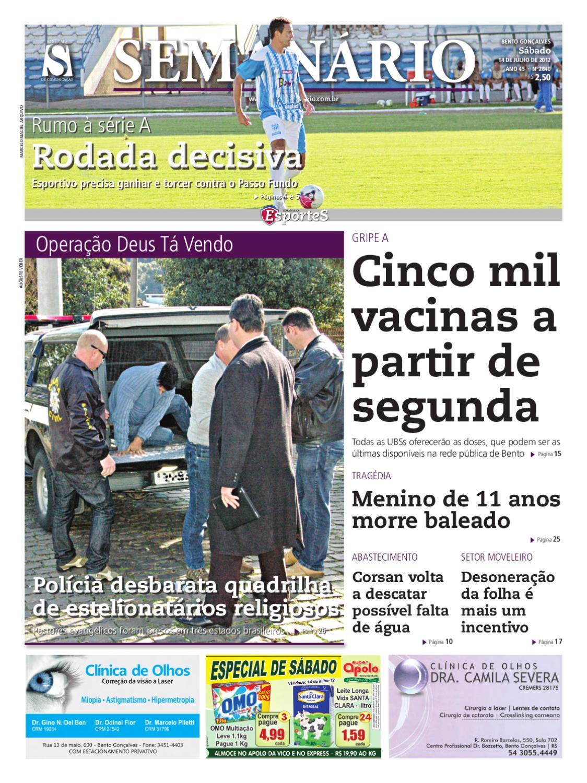 add6a8921 14 07 2012 Jornal Semanário by jornal semanario - issuu