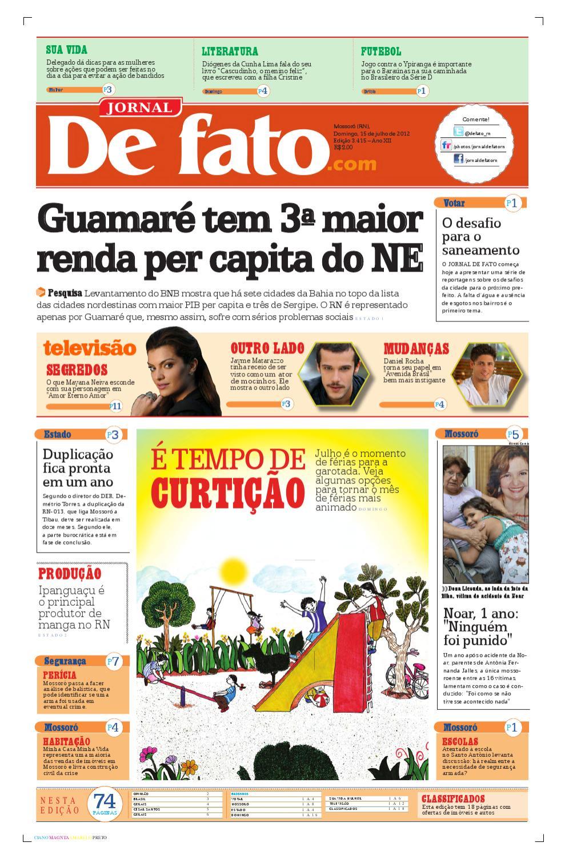 Jornal de Fato by Jornal de Fato - issuu 098b5ffdd58d3