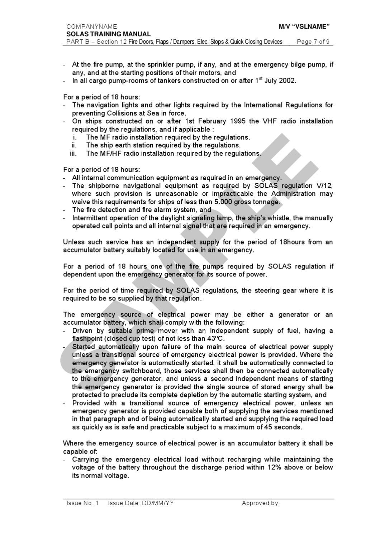 solas training manuals by alpha marine consulting ltd issuu