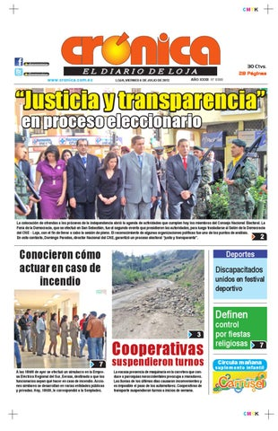 045a241c 6Julio/12 by Diario Crónica - issuu