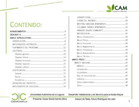 Arquitectura centro adulto mayor by miguel ngel for Programa de necesidades arquitectura