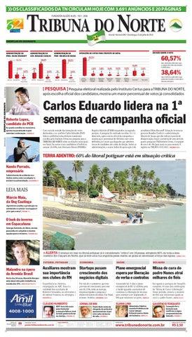 69c22f8fff Tribuna do Norte - 15 07 2012 by Empresa Jornalística Tribuna do ...