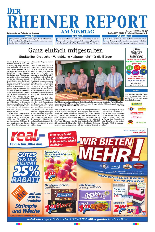 Kw28 2012 By Rheiner Report Gmbh Issuu