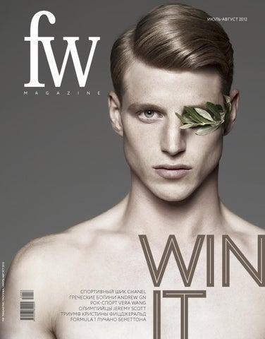FW Magazine Moscow №8 by FW Magazine - issuu cd8ed9ad7f6