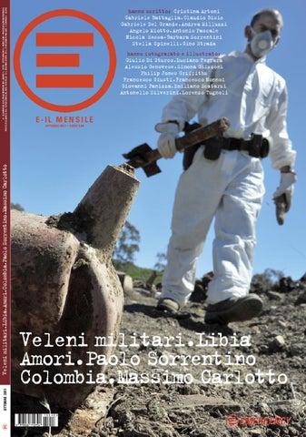 19dee5dc2bca E - IL MENSILE. GIÀ PEACEREPORTER • ANNO V - N°10 - OTTOBRE 2011 • EURO  4