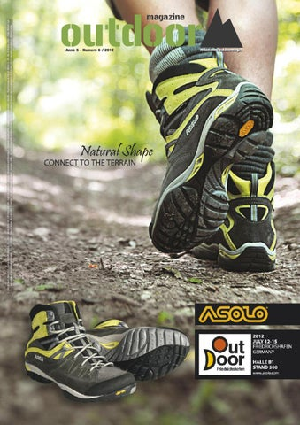 Outdoor Magazine n°6 by Sport Press issuu