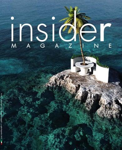 INSIDER magazine by Mariela A. Gizzi - issuu 41d14467ed6