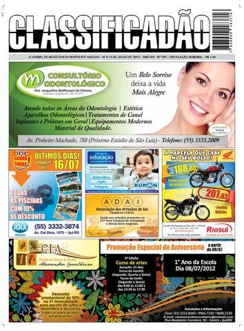 Jornal Cassificadão - Edição 376 by Jornal Classificadão - issuu 0e6f19ad4c