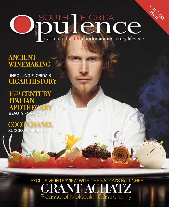 South Florida Opulence By South Florida Opulence Magazine