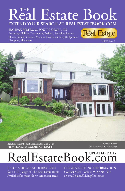 Real Estate Book Nova Scotia