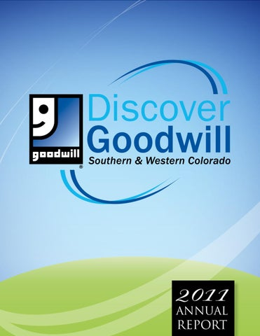 discover goodwill annual report 2012 by keri funkhouser issuu