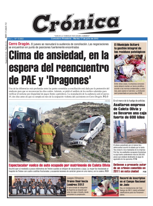 25e0fa0549e by Diario Crónica - issuu
