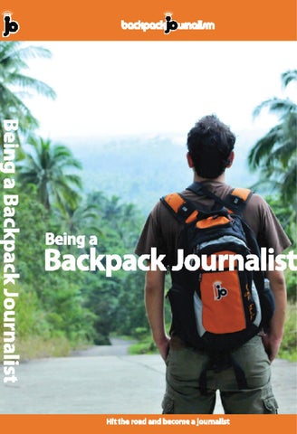 Being a backpack journalist by Socialna akademija - issuu abd38aed9f