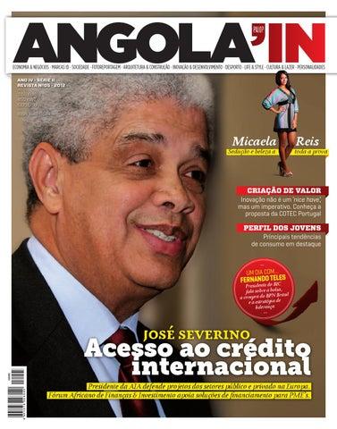 ad1f0b6f04 Angola in - Edição 05 by Comunicare - issuu
