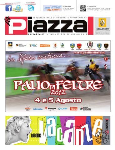 la Piazza 427 by la Piazza srl issuu