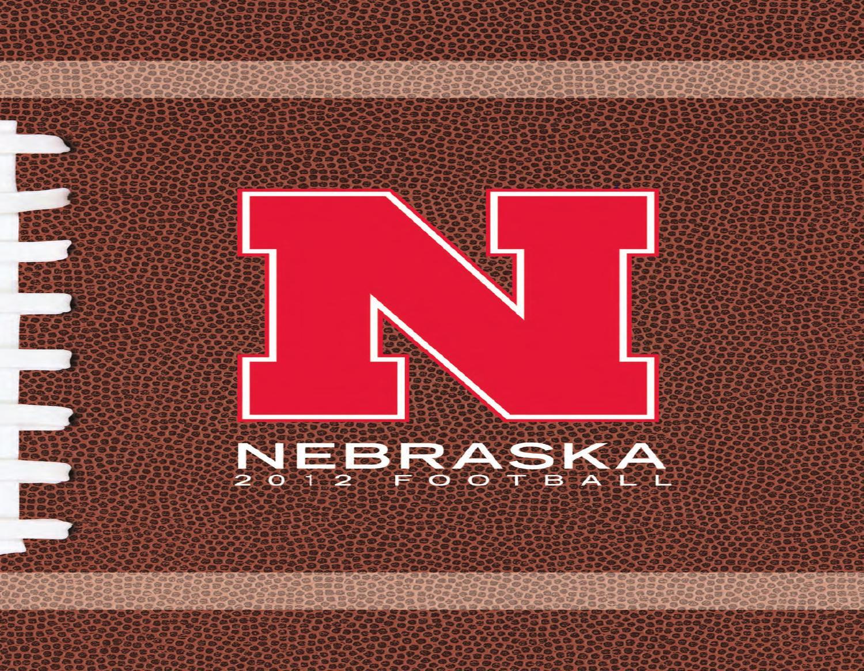 b06086d1cdbe 2012 Nebraska Football Media Guide by Matt Smith - issuu