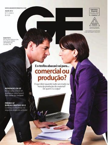 Revista Grandes Formatos - Julho 2012 by Revista Grandes Formatos ... dd87944357
