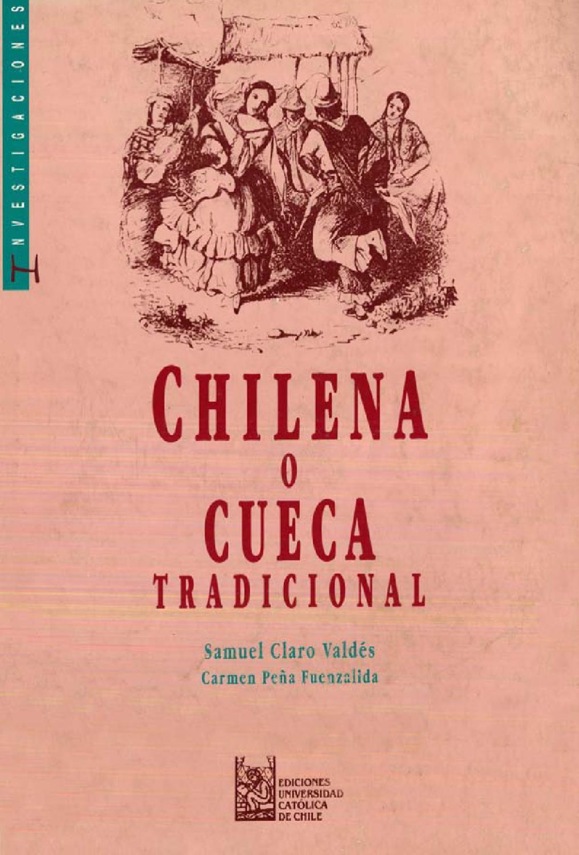 Chilena o cueca tradicional by alberto manzog - issuu