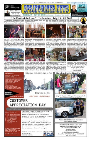 july 19 2012 springwater news by springwater news issuu