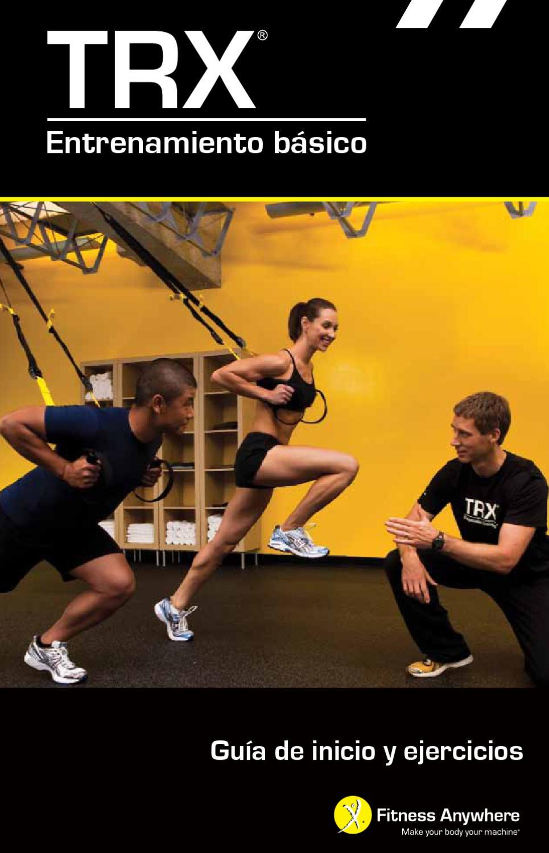 Trx Entrenamiento Básico By Fitnessdigital Issuu