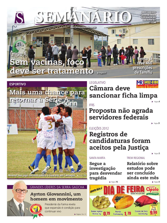 18 07 2012 Jornal Semanário by jornal semanario - issuu 7f8395b4ba3ec