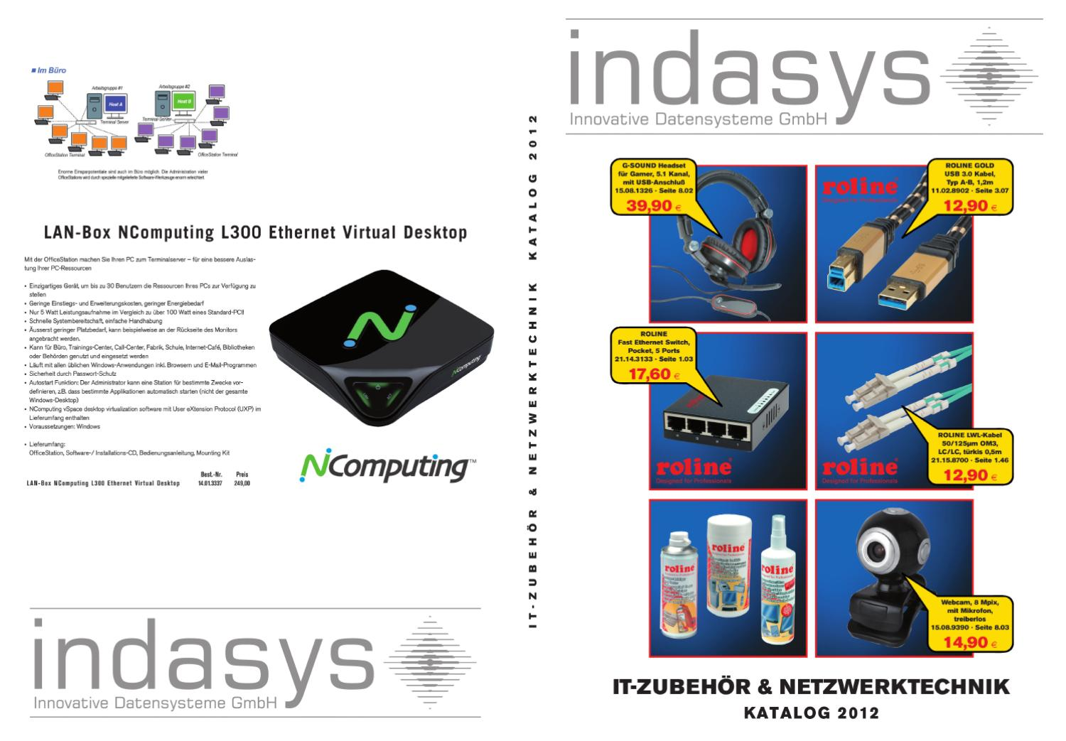indasys Catalogue 07|2012 by Tanja Schwarz - issuu