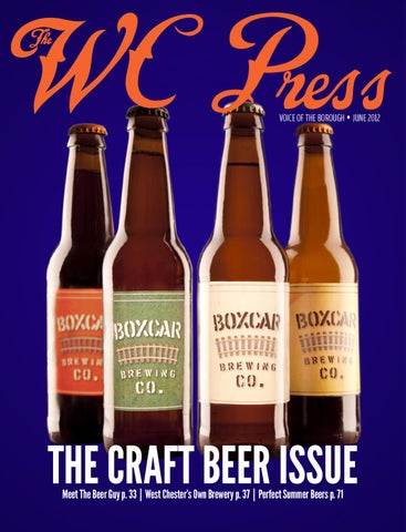 5d7deb8e009b The WC Press - The Craft Beer - June 2012 by The WC Press - issuu