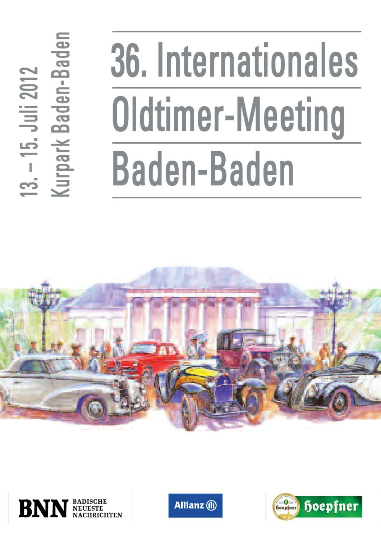 Oldtimer Meeting by Heiner Hauser - issuu